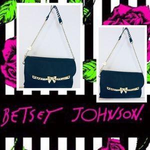 Betsy Johnson Shoulder Bag Handbag Satchel 💝